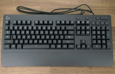 Keyboard G213 logitech g213 prodigy rgb gaming keyboard review the