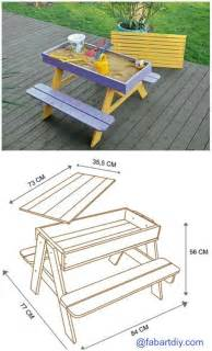 17 best ideas about picnic table plans on