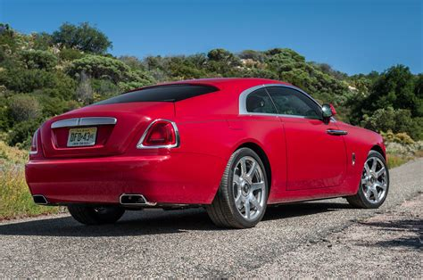 rolls royce rear 2014 rolls royce wraith rear three quarter view 1 photo 14