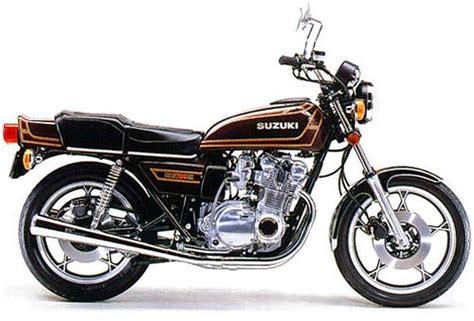 1979 Suzuki Gs750l Suzuki Models 1979 Page 1