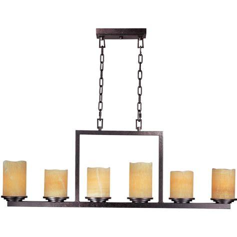 home depot rustic lighting maxim lighting luminous 6 light rustic ebony chandelier