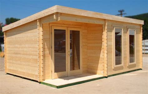 bingham entrepreneur launches log cabin and home offices