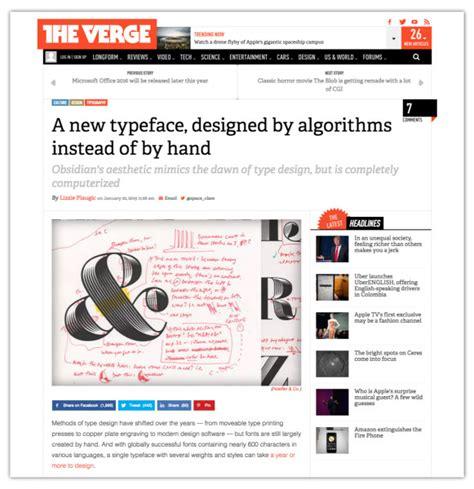blog page layout design 10 badass blog page design exles