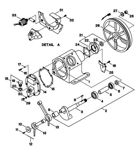 ingersoll rand air compressor parts diagram pics for gt ingersoll rand air compressor parts