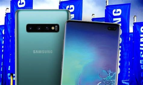 Samsung Galaxy S10 For Sale by Galaxy S10 Launch Live Samsung Release Uk Price Features Revealed Express Co Uk