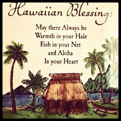 Wedding Blessing Hawaiian by Hawaiian Blessing Live Aloha