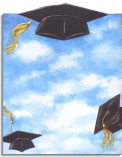 15 free graduation borders with 5 new designs home