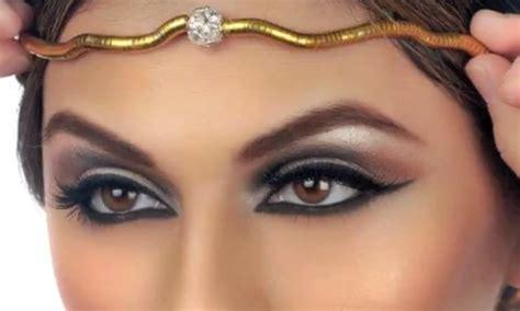 tutorial eyeliner cleopatra how to do cleopatra makeup