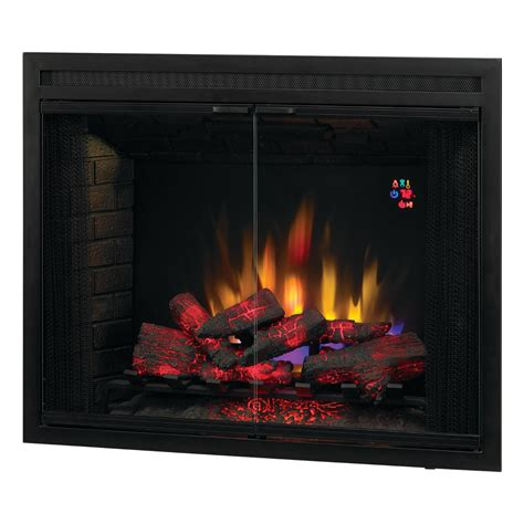 240 Volt Electric Fireplace by Classic 39eb500grs Builder S Box Electric Fireplace