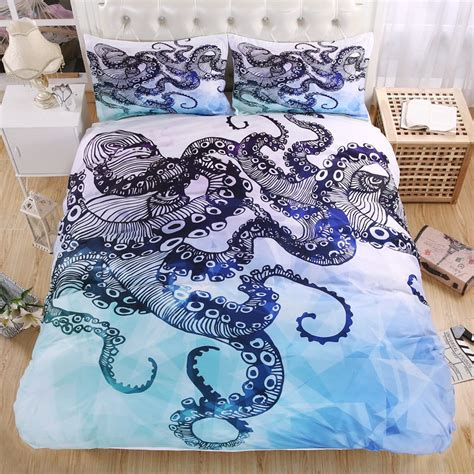 octopus comforter set online get cheap octopus bedding aliexpress com alibaba