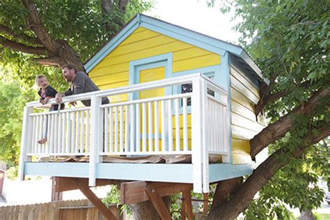 treehouse painting decorating ideas diy true value projects