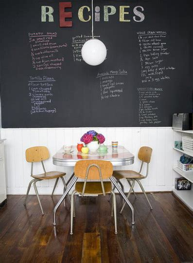 chalkboard paint wall don t use chalkboard and magnetic paint until you read