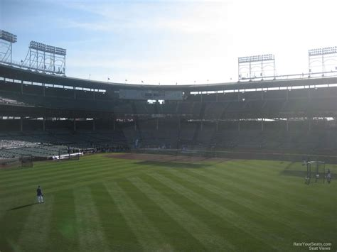 wrigley field bleacher seats general admission bleachers wrigley field baseball seating rateyourseats