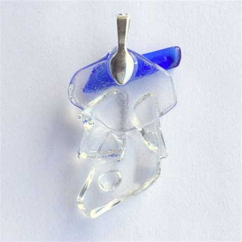 Breaking Glass Ceilings by Breaking The Glass Ceiling Fused Glass Pendant Beachyrustica
