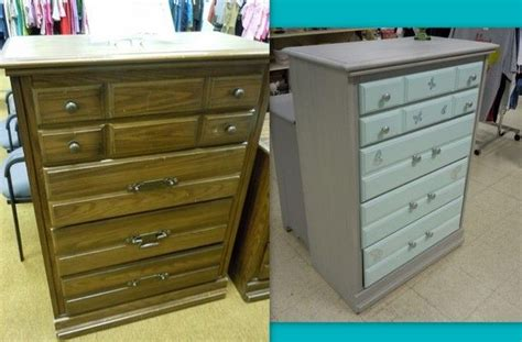 Diy Painted Chest Of Drawers by Chest Of Drawers Diy Dresser Upcycle We Painted This