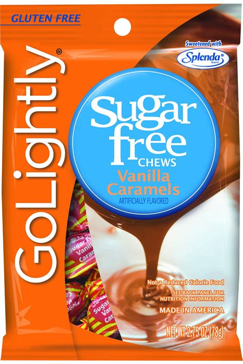 Jeannie Jelly Sugar Free Assorted Flavor 24 Packs golightly sugar free chews fudgie rolls 2 75 ounce bag pack of 12