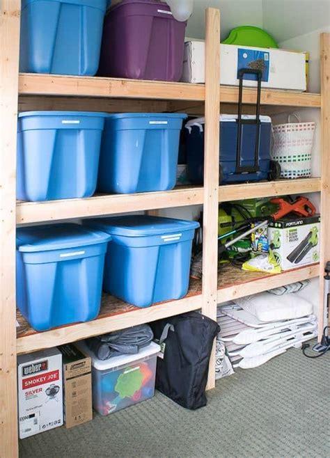 tote storage shelves best 25 tote storage ideas on diy garage storage garage storage shelves and garage