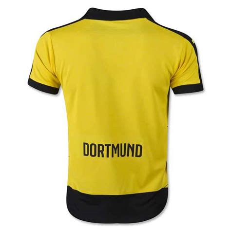 Jersey Dormund Home 15 16 official borussia dortmund 15 16 youth home jersey outlet wcupkits