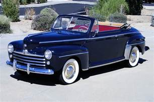 1947 ford deluxe convertible 198973