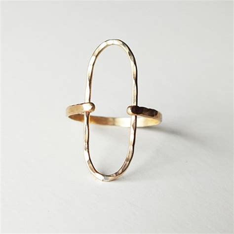 Lu Ring baguette ring lu jewelry handmade treasures