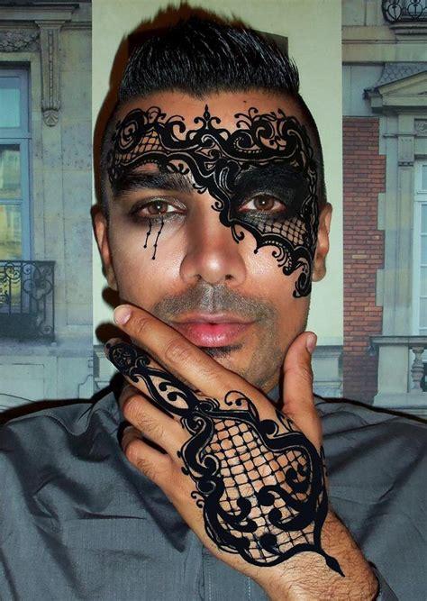 Masker Airbrush best 25 mask paint ideas on