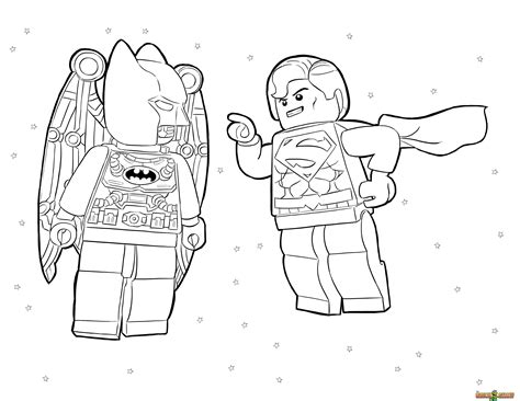free printable coloring pages lego batman lego dc universe heroes coloring pages free