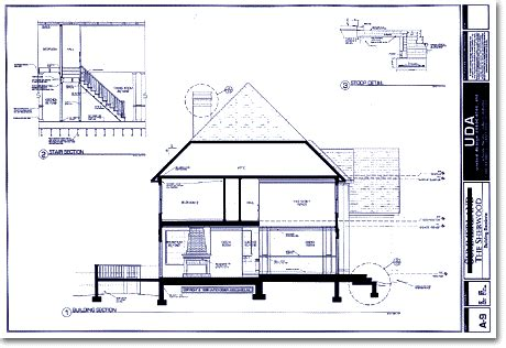UDA Sample Construction Documents and Building Section