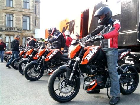 Ktm Duke 125 Launch In India Ktm 125 Duke Launched In Europe 200 Duke For India Soon