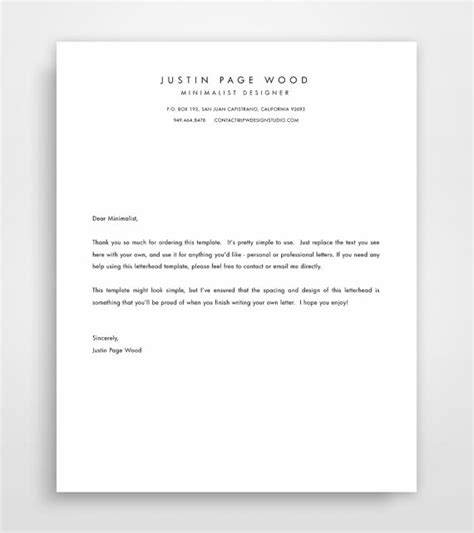 printable business stationery printable stationary business letterhead stationary