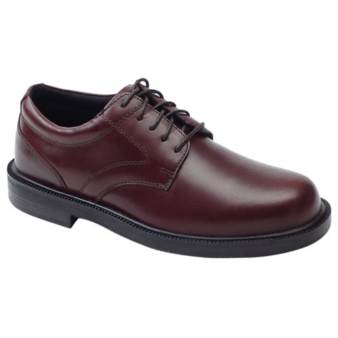 office shoes oxford opening hours deer stags times plain toe oxford work shoe