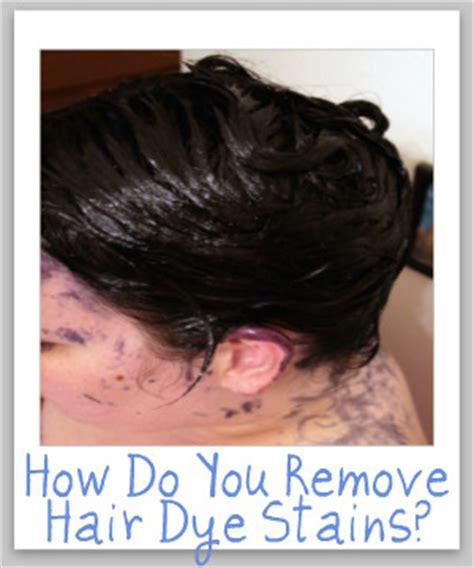 how to remove hair dye stains from bathroom surfaces removing hair dye stains from surfaces and your skin