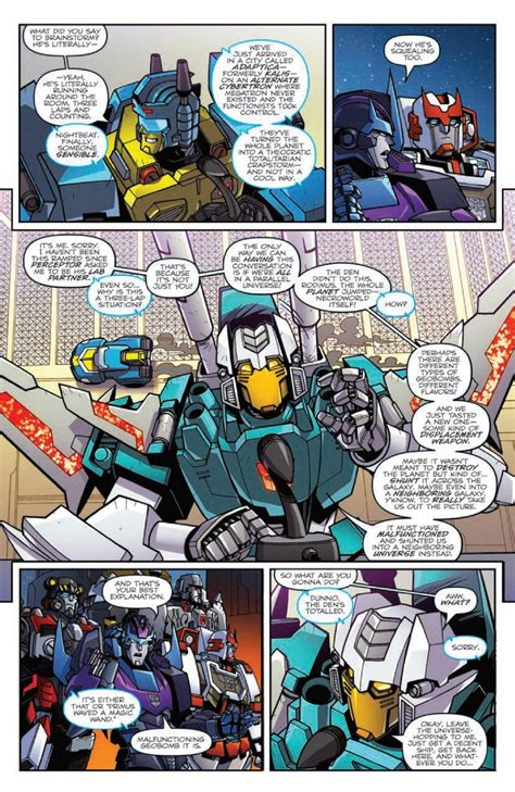 light transformers a tale of two cybertrons in transformers lost light 3