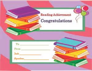 reading certificate templates reader certificates