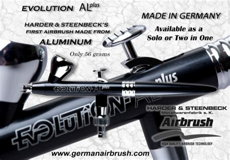 infinity is made by precision german airbrush