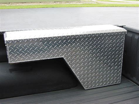 Owens Products 42005 Truck Bed Side Rail Tool Box