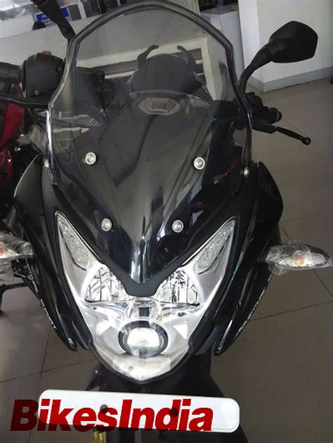 Lu Projector Pulsar 220 bajaj pulsar 200as projector headlight at dealership indian autos