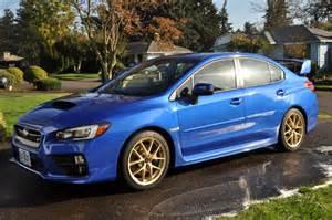 Subaru Impreza Wrx 2015 2015 Subaru Impreza Wrx Sti Review Cargurus