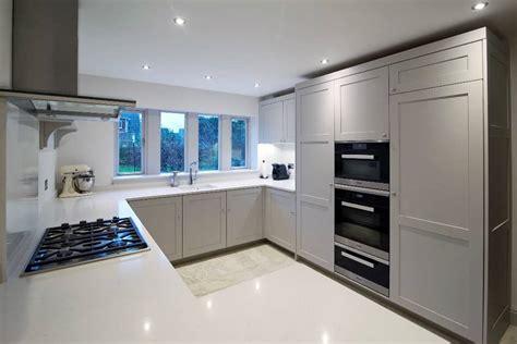 modern shaker kitchen shaker kitchens bespoke fitted kitchens bath bristol