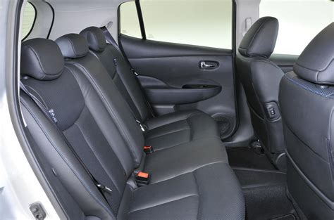 nissan leaf seat covers 2012 nissan leaf review autocar