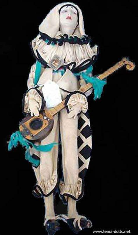 lenci pierrot doll 406 best images about oh pierrot on
