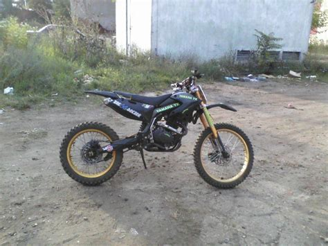 second motocross bikes vand dirt bike