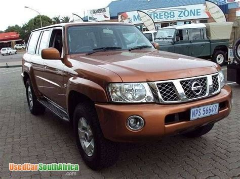 used nissan patrol for sale in south africa 2009 nissan patrol used car for sale in gauteng south
