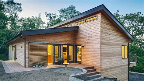 factory built homes prices you d never guess these gorgeous net zero houses were