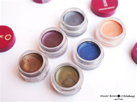 Eyeshadow The One Oriflame oriflame the one colour impact eyeshadow review