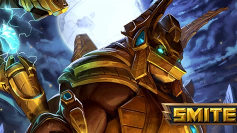 Smite Skin Giveaway 2017 - smite stargazer anubis skin giveaway pc ps4 xbox games news newslocker