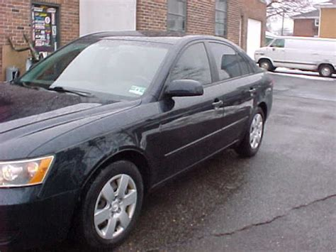 2007 Hyundai Sonata Gas Mileage by Hyundai Sonata Blue Tinted Windows Gas Saver 33mpg