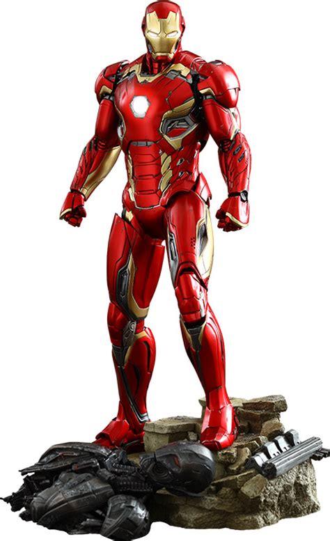 iron xlv sixth scale figure
