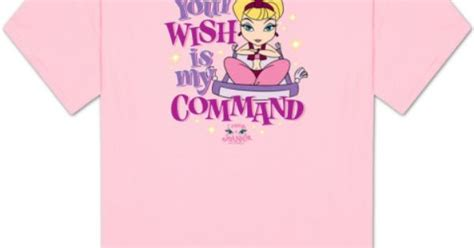 Organic Garage - i dream of jeannie your wish is my command t shirt jeannie stuff pinterest tvs and movie