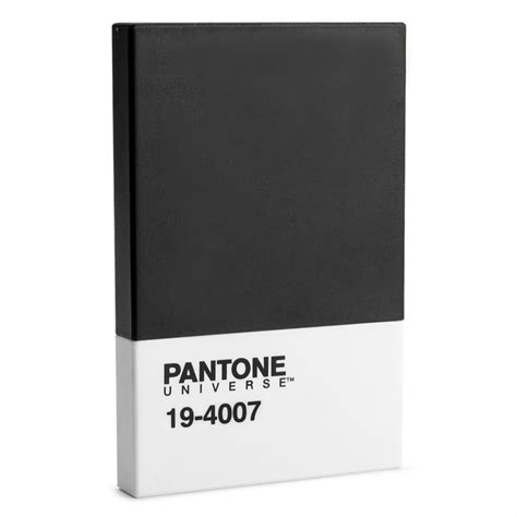 Cool Pen Holders pantone classic business card holder anthracite