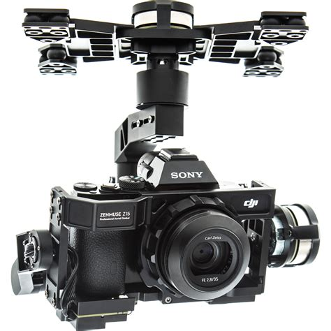 Dji Gimbal dji zenmuse z15 a7 3 axis gimbal for sony a7s a7r cp zm